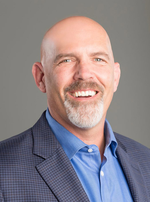 Headshot of Sparks Dentist, Dr. Marc Thomas, DDS