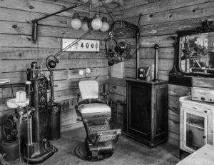 old dentist's office